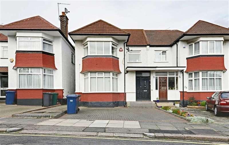 4 Bedrooms Property for sale in Cheyne Walk, Hendon, London
