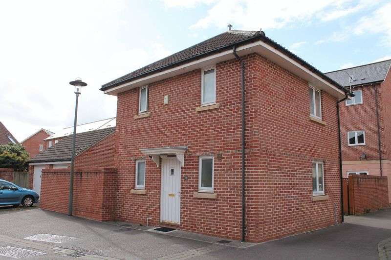 2 Bedrooms Detached House for sale in Shannon Walk, Portishead