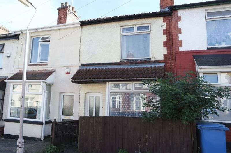 2 Bedrooms Terraced House for sale in Howard Road, Mansfield
