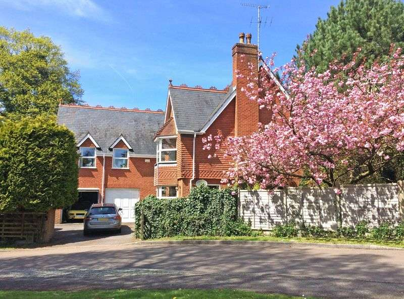 5 Bedrooms Detached House for sale in Oakhurst, Grayshott