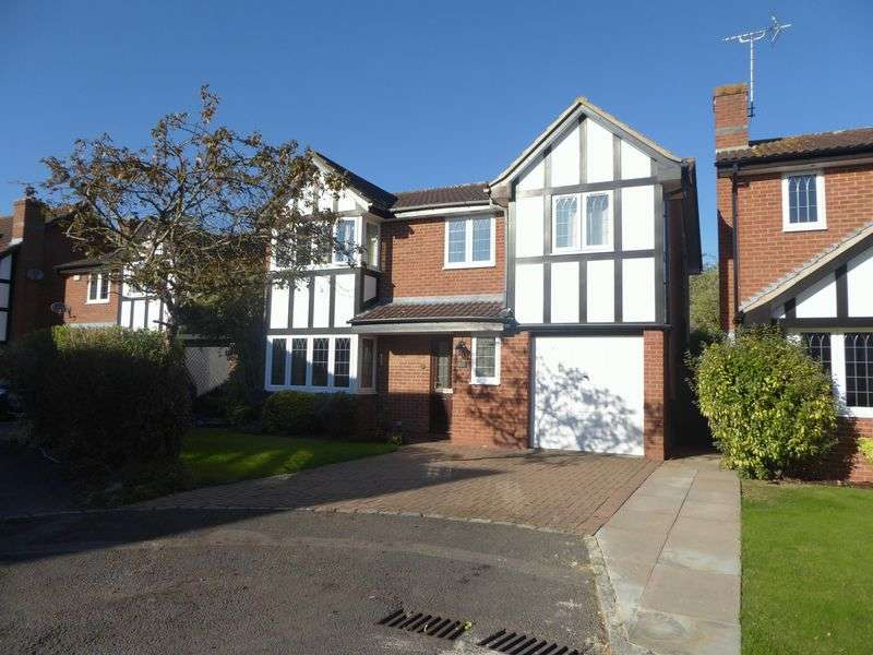 5 Bedrooms Detached House for sale in VIBURNUM VIEW, ABBEYMEAD, GLOUCESTER GL4 5US
