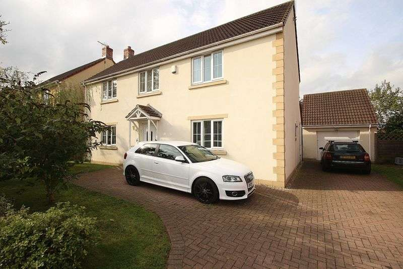 4 Bedrooms Detached House for sale in The Orchards, Meare