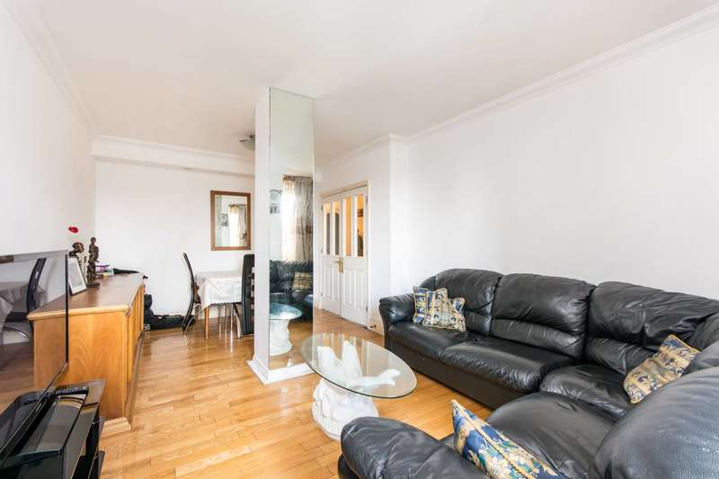 2 Bedrooms Flat for sale in Shoot Up Hill, Kilburn, NW2
