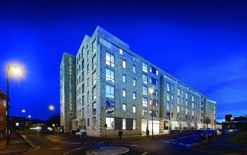 1 Bedroom Flat for sale in Granville Lofts, Holliday Street, Birmingham City Centre, B1 1SG