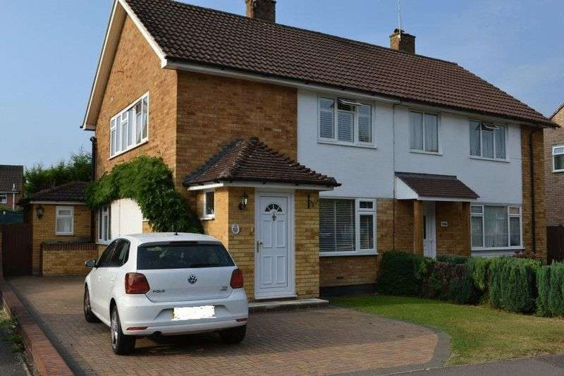 3 Bedrooms Semi Detached House for sale in North Tonbridge