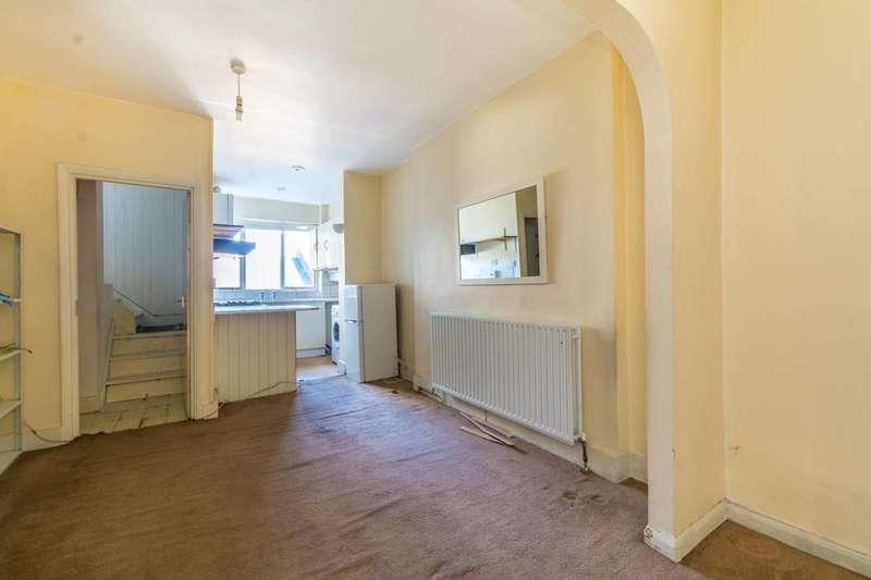 2 Bedrooms Flat for sale in Harrow Road, Royal Oak, W9