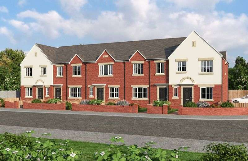 3 Bedrooms Terraced House for sale in Woodland View, Wood Lane, Heskin, Chorley