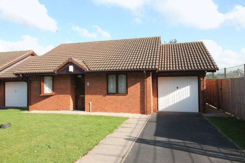 2 Bedrooms Detached Bungalow for sale in Clare Court, Harley Close, Wellington, Telford