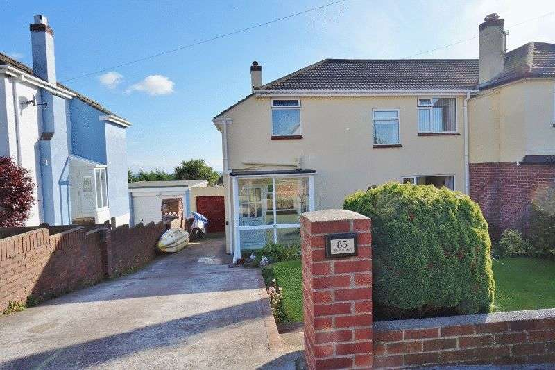3 Bedrooms Semi Detached House for sale in PAIGNTON Ref: AB50