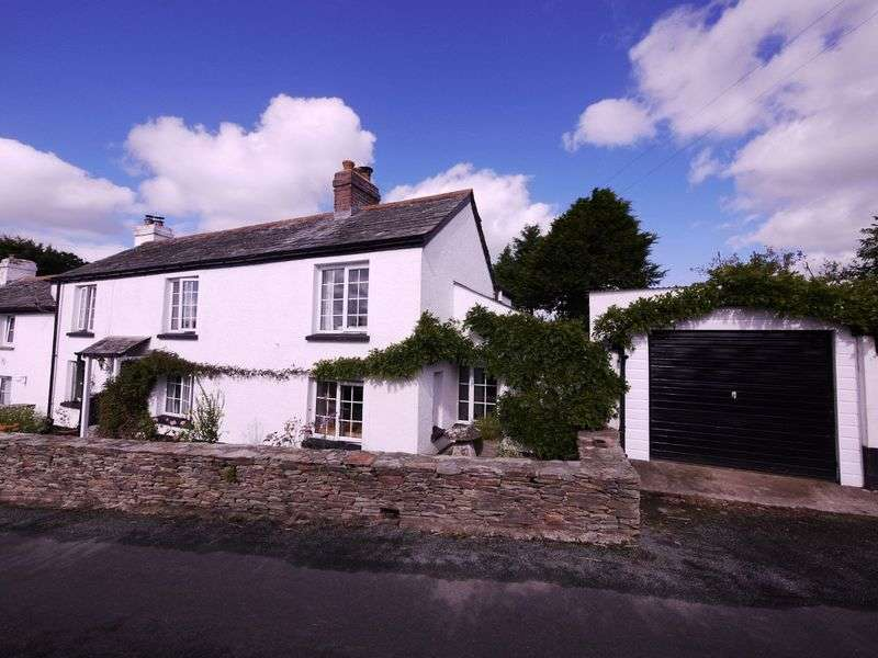3 Bedrooms Semi Detached House for sale in Clawton, Holsworthy