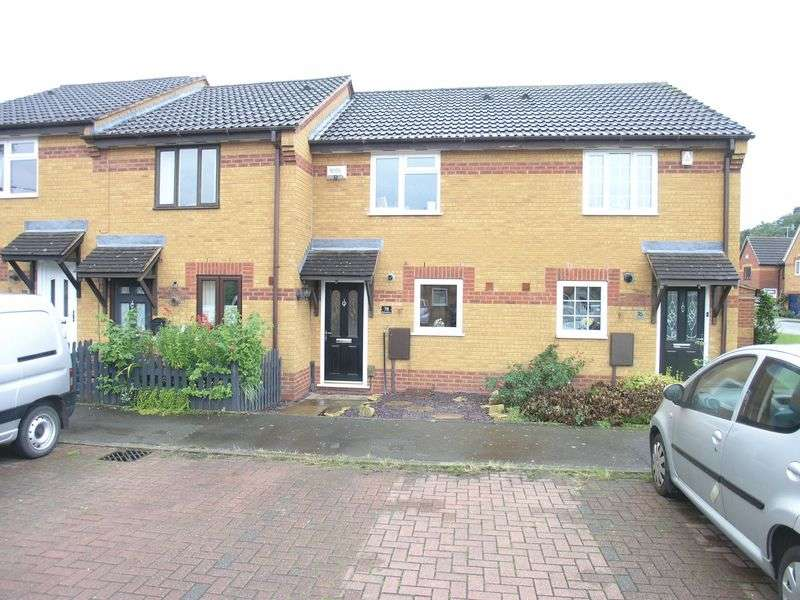 2 Bedrooms Terraced House for sale in STOURBRIDGE, WOLLASTON PARK, Richardson Drive