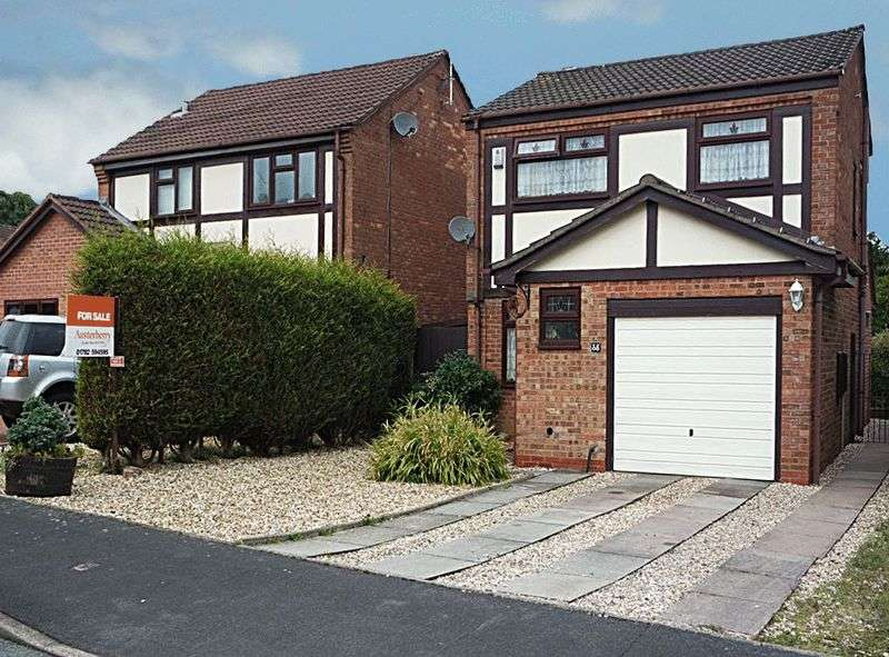 3 Bedrooms Detached House for sale in Charminster Road, Meir Park, Stoke-On-Trent, ST3 7TB