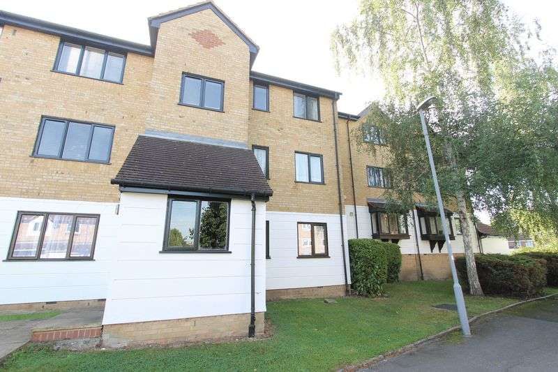 1 Bedroom Flat for sale in Percy Gardens, Worcester Park