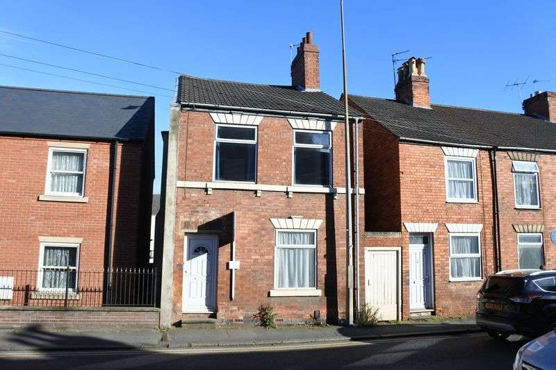 2 Bedrooms Detached House for sale in Manthorpe Road, Grantham