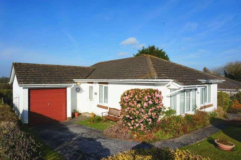 3 Bedrooms Detached Bungalow for sale in Callington