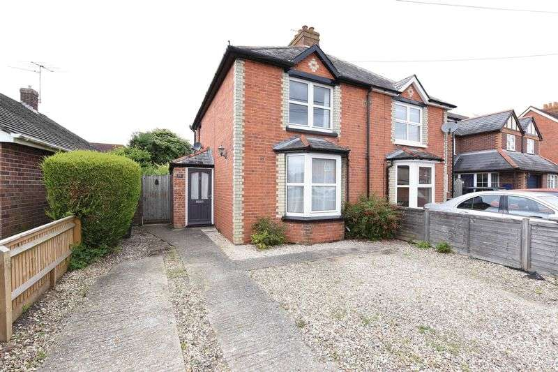 3 Bedrooms Semi Detached House for sale in Northfield Road, Thatcham