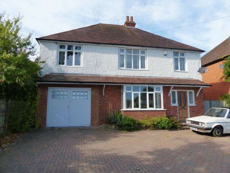 4 Bedrooms Detached House for sale in Hartley Road, Cranbrook