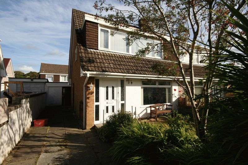 3 Bedrooms Semi Detached House for sale in Llangefni, Anglesey
