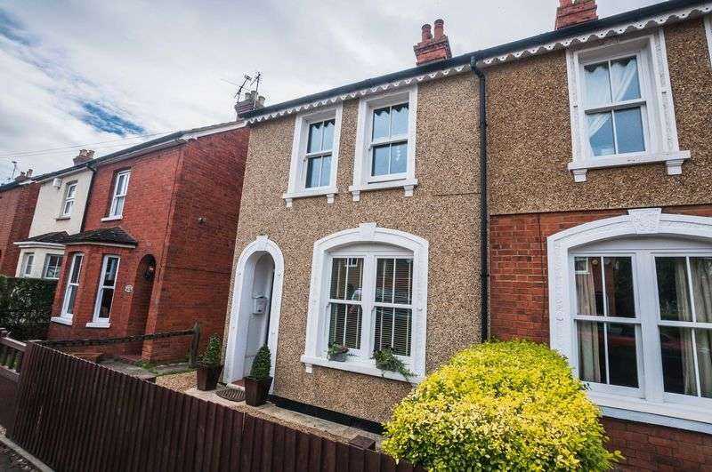 2 Bedrooms Semi Detached House for sale in Alwyn Road, Maidenhead