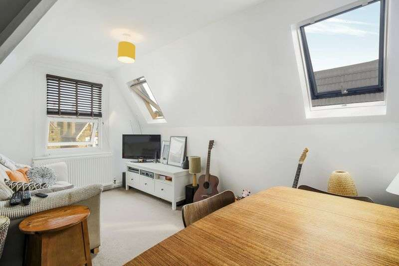 2 Bedrooms Flat for sale in Buckleigh Road, London