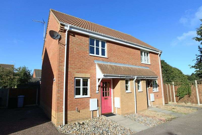 2 Bedrooms House for sale in Johnson Way, Lowestoft