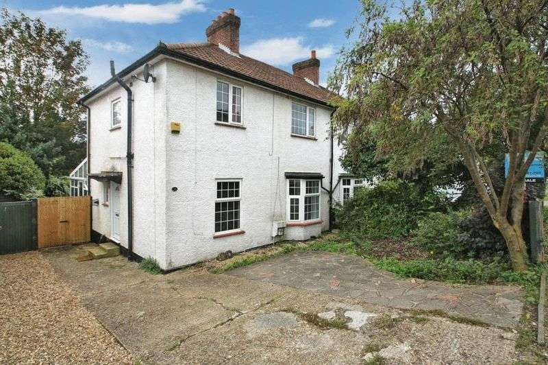 3 Bedrooms Semi Detached House for sale in Clarendon Road, High Wycombe