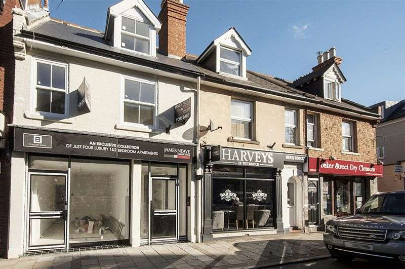 2 Bedrooms Flat for sale in Baker Street, Weybridge.
