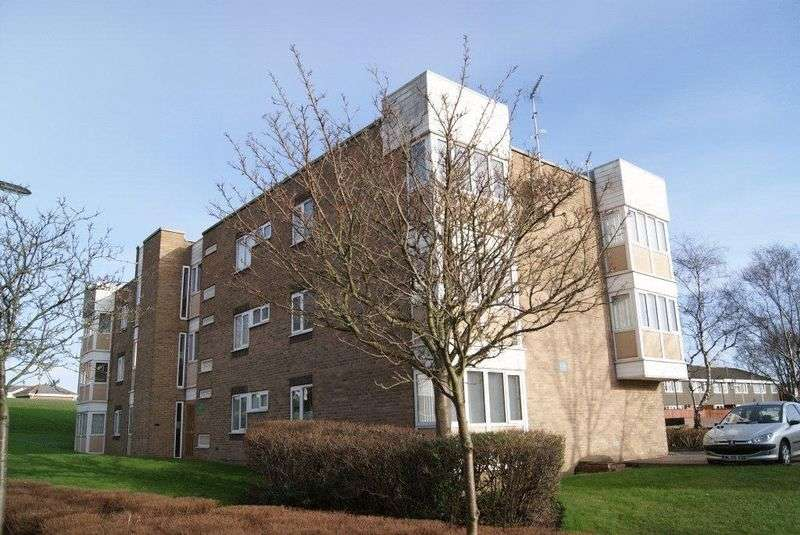2 Bedrooms Flat for sale in Hadrian Court, Killingworth