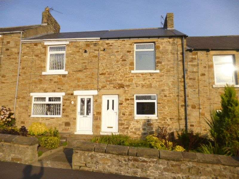 2 Bedrooms Terraced House for sale in West Terrace, Billy Row