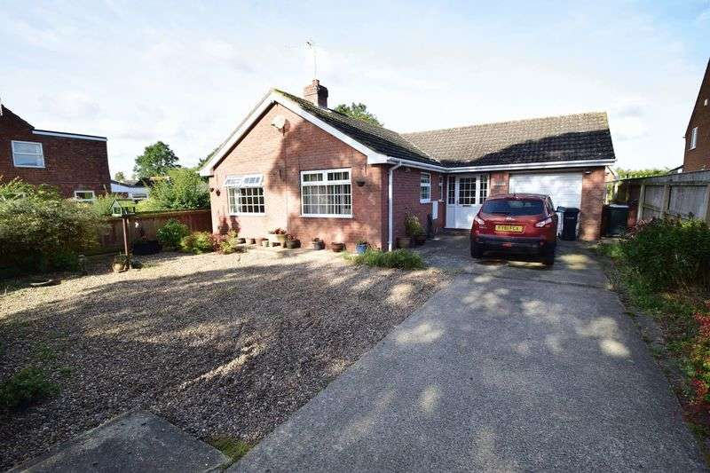 3 Bedrooms Detached Bungalow for sale in Utterby, Louth