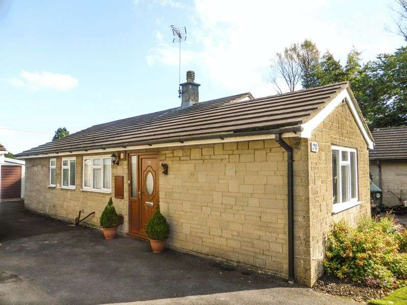 3 Bedrooms Detached Bungalow for sale in St. Michaels Close, Radstock