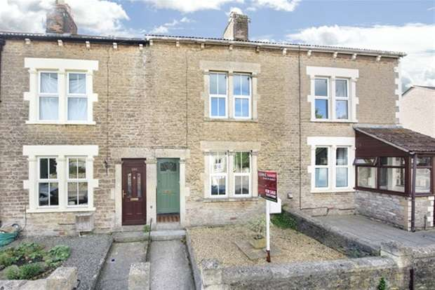 3 Bedrooms Terraced House for sale in Broadway, Frome
