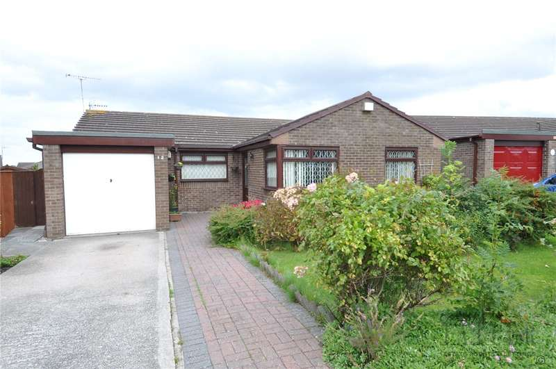 3 Bedrooms Detached Bungalow for sale in Farm Close, Greasby, Wirral