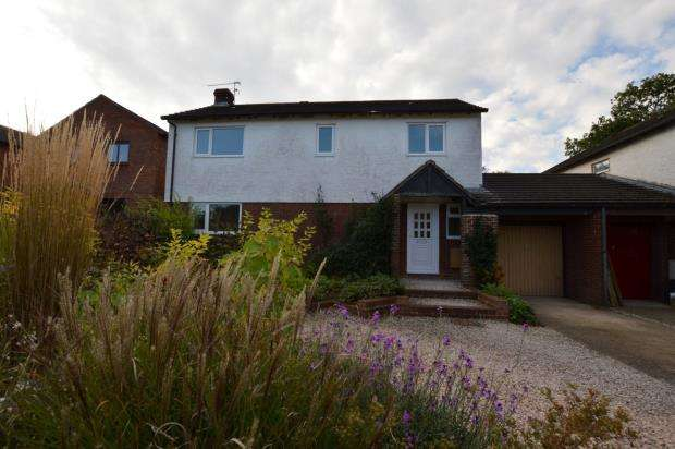 4 Bedrooms Detached House for sale in The Oaks, Yeoford, Crediton, Devon