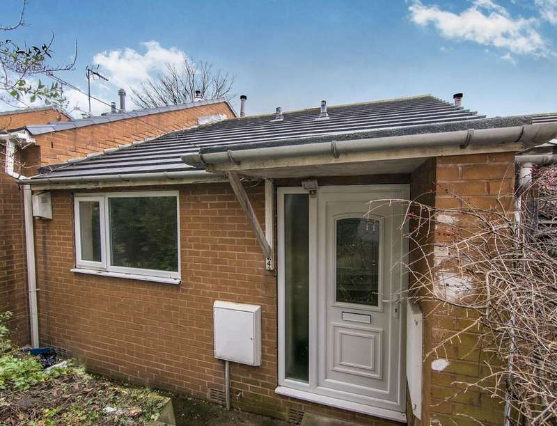 3 Bedrooms Property for sale in Whiteways Close, Sheffield, S4
