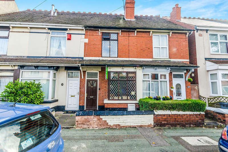 3 Bedrooms Property for sale in Victoria Road, Wednesfield, Wolverhampton, WV11
