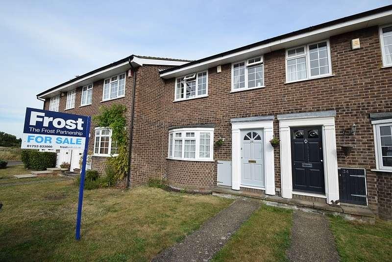 3 Bedrooms Terraced House for sale in The Walk, Eton Wick, SL4