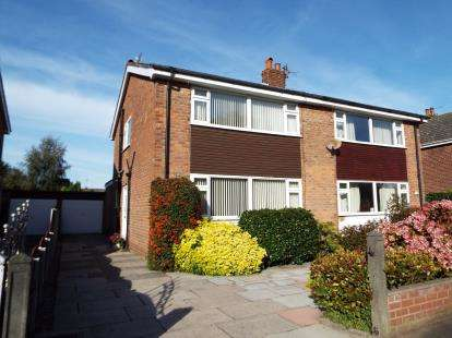 3 Bedrooms Semi Detached House for sale in Gardner Road, Formby, Liverpool, Merseyside, L37