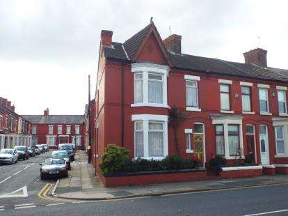 3 Bedrooms Terraced House for sale in Lower Breck Road, Liverpool, Merseyside, United Kingdom, L6