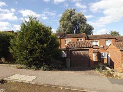 3 Bedrooms Terraced House for sale in Turnmill Avenue, Springfield, Milton Keynes