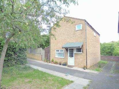 3 Bedrooms Detached House for sale in Abbotsfield, Eaglestone, Milton Keynes, Buckinghamshire