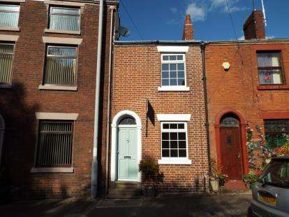 2 Bedrooms Terraced House for sale in Church Brow, Walton-Le-Dale, Preston, Lancashire