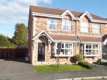 3 Bedrooms Semi Detached House for sale in Farington Gate, Leyland, Lancashire