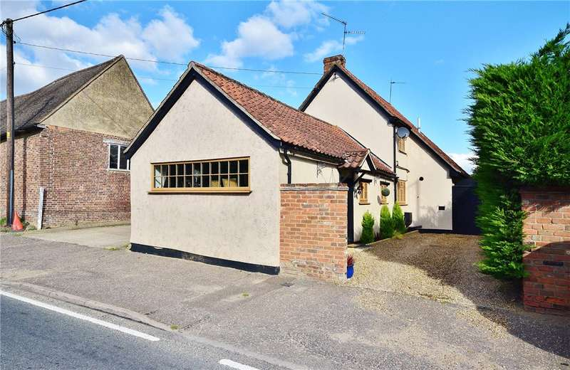 3 Bedrooms Detached House for sale in Takeley