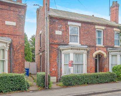 4 Bedrooms Semi Detached House for sale in Tawney Street, Boston