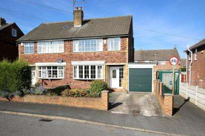 3 Bedrooms Semi Detached House for sale in St. Pauls Parade, Scawsby, Doncaster