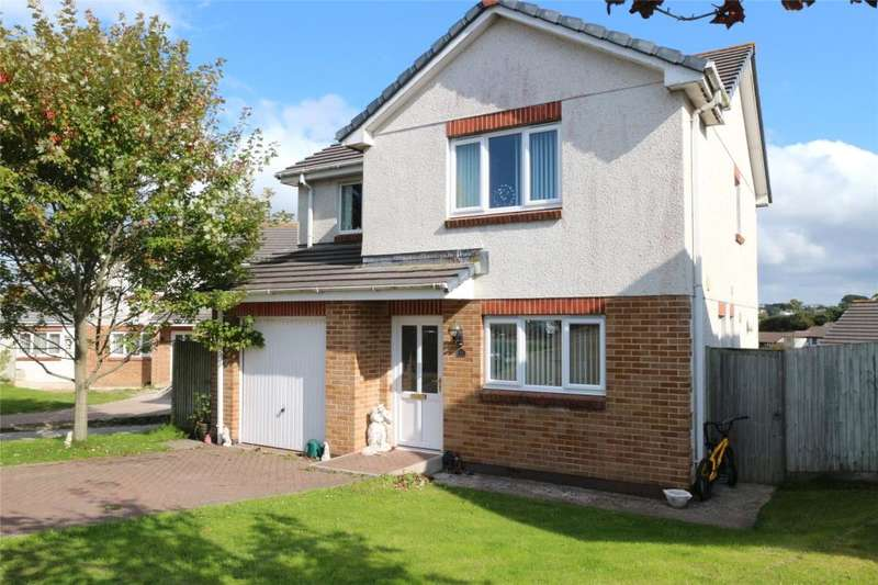 3 Bedrooms Detached House for sale in Marriots Avenue, Camborne, Cornwall