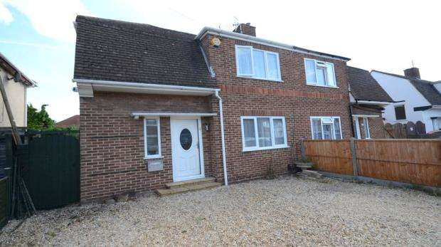 2 Bedrooms Semi Detached House for sale in Farrowdene Road, Reading, Berkshire