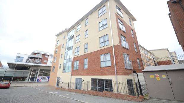 2 Bedrooms Apartment Flat for sale in Englefield House, Moulsford Mews, Reading