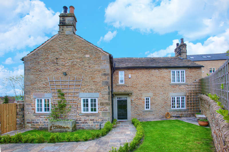 4 Bedrooms House for sale in Hall Lane Farm, Totley Hall Lane, S17 4BG